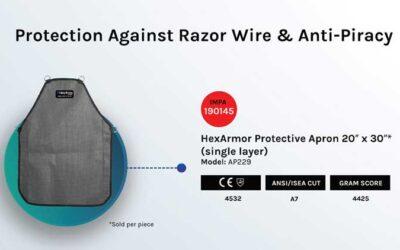 Anti-Piracy & Arm & Body Protection