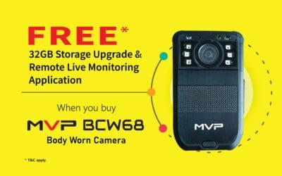 MVP BCW68 Promotion