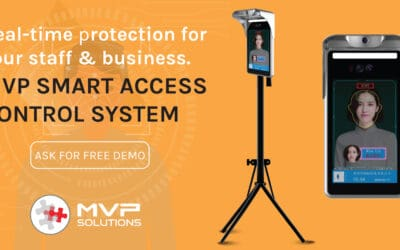 Smart Access Control System: Keeping Your Company Premises Safe