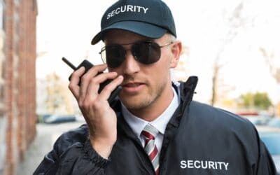 The Advantages of Analog Radios to Security Personnel